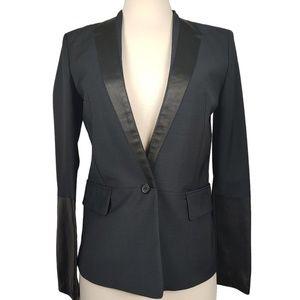 Maje Jackets & Coats - Maje Women's Blazer In Steel Grey